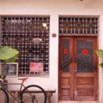神榕147 台南・神農街、ガジュマルに守られる民宿のカフェ