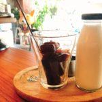 西門町のカフェ「有地 UDE Cafe Bistro」花かおるClassyな空間