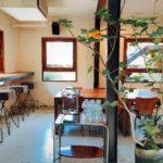 MRT六張犁のカフェ「苔毛咖啡 Taimao cafe」日差し明るく、しんと静かな一軒家