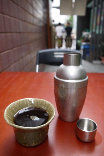 More Cafe アイスコーヒー