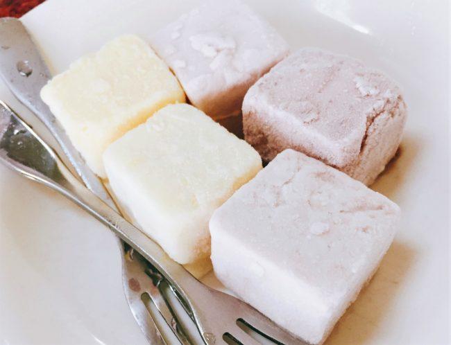 太陽牌冰品 キューブアイス